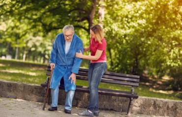 Entlastung pflegender Angehöriger